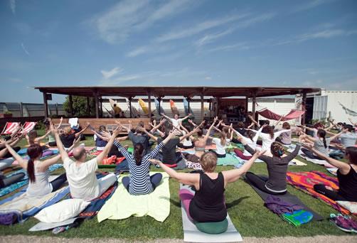 Yoga a Maccarese