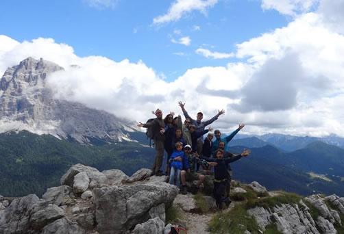 Settimana benessere nel cuore delle Dolomiti